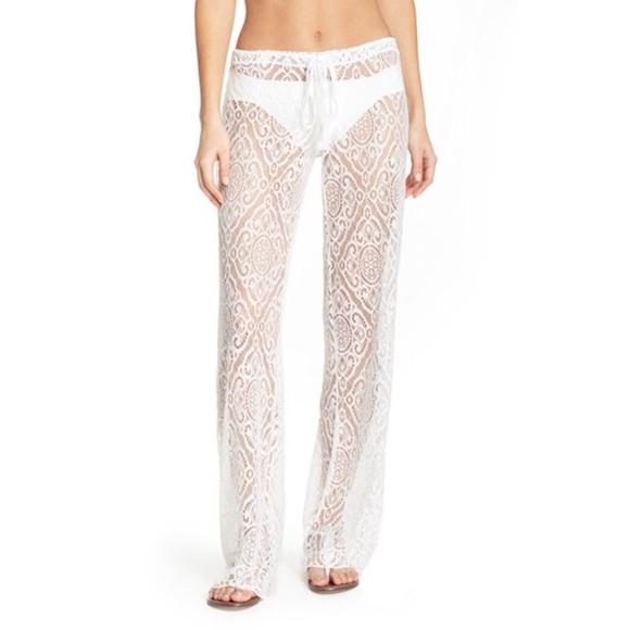 9b4c1195e0 BECCA Other - Becca Lace Beach Pants